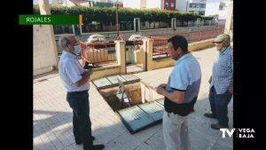 Rojales aumentará su seguridad ante grandes riadas con la instalación de una segunda compuerta
