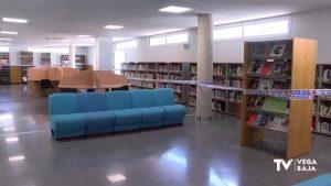 Bibliotecas de la comarca ya permiten actividades de consulta en sala con aforo reducido