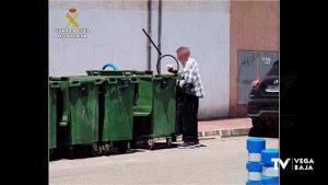 Detenido dos veces en menos de una semana por quemar contenedores en Torrevieja