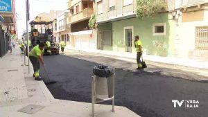 Almoradí ofrecerá en breve un centro urbano renovado