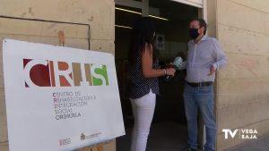 El CRIS de Orihuela retoma la actividad presencial tras el parón por la COVID-19