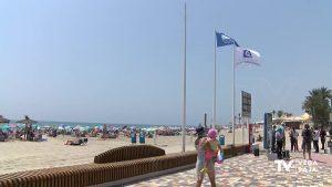 Las playas de Orihuela se preparan para el verano