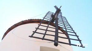 Cox renovará las aspas de su molino y rehabilitará la cubierta