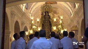 Cox adapta los actos de sus fiestas en honor a la Virgen del Carmen