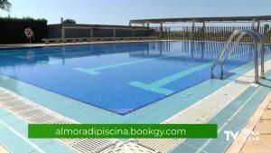 Almoradí abre las piscinas municipales con entrada anticipada vía telemática