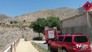 Herida una mujer en el entorno del castillo del Monte San Miguel en Orihuela