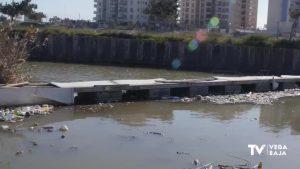 Pineda propone dragar la desembocadura del río y elevar la N 332 para evitar inundaciones