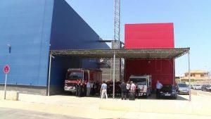 El 15 de julio se activa el retén de bomberos de Pilar de la Horadada como refuerzo para el verano