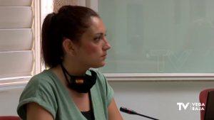 La portavoz y única edil de Vox en Torrevieja renuncia a su acta de concejal por motivos de salud