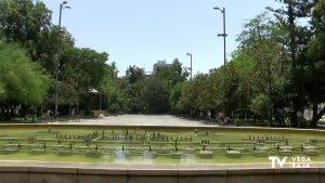 La primera ola de calor del verano lleva a la comarca a alcanzar temperaturas de hasta 40 grados