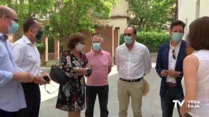 Alcaldes y concejales populares exigen la mejora de las condiciones de los Centros de Salud