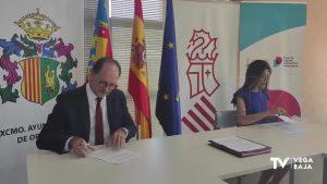 Distrito Digital y el Ayuntamiento de Orihuela sellan un acuerdo en materia de innovación