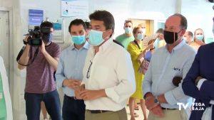 Carlos Mazón manda una carta a Ximo Puig para frenar la reversión del hospital de Torrevieja