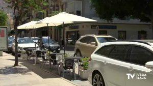 Orihuela elimina la peatonalización de las calles salvo la zona de Los Andenes