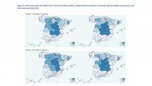 Los alicantinos han desarrollado más anticuerpos que los valencianos y los castellonenses