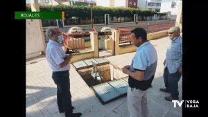 Rojales y Guardamar piden una compuerta en la acequia de la Comuna para evitar inundaciones