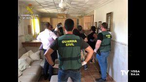 La Guardia Civil detiene a dos hombres por el homicidio de una mujer británica en Granja de Rocamora