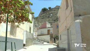 Vecinos de los barrios oriolanos Espeñetas y Rabaloche plantan cara al Ayuntamiento