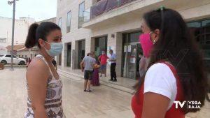 Pilar de la Horadada exige a la Generalitat el uso obligatorio de mascarillas