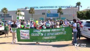 Plataforma por la Sanidad 100x100 Pública se reúne con los partidos del Botánic