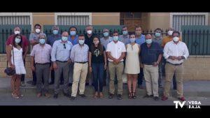 Los alcaldes socialistas de la VB instan al gobierno a actuar urgente en la Rambla de Abanilla