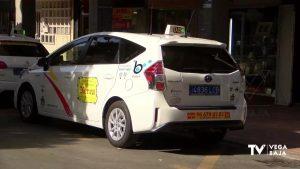 El sector del taxi afronta un verano difícil con la previsión de pocos servicios