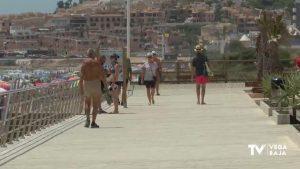 Un informe revela que una elevada afluencia turística podría suponer una segunda oleada en agosto