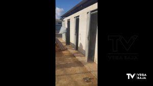 Asaltan los huertos urbanos municipales y fuerzan 18 puertas de las casetas agrícolas