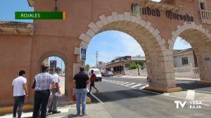 Rojales recepciona obras de la Avda. de las Naciones donde se han invertido 500.000 euros