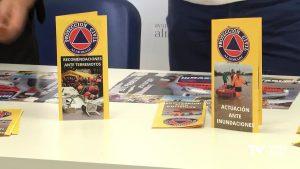 Protección Civil Almoradí lanza una campaña para sumar voluntarios en plena crisis sanitaria