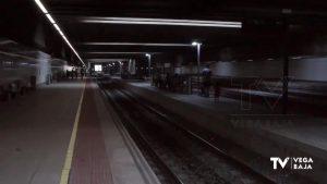 Cinco jóvenes detenidos por inmovilizar un tren de cercanías y paralizar la circulación ferroviaria