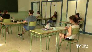 Los alumnos de secundaria irán a clase días alternos si el centro no puede garantizar las distancias