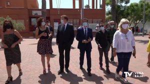 Ximo Puig visita Los Montesinos con motivo del aniversario de la segregación