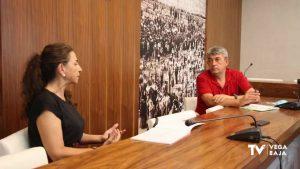 Ribera Salud se compromete a mejorar el Centro de Salud de Guardamar