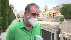 Reconocimiento al arquitecto oriolano Fernando Rogel por su labor en la evaluación de daños Dana