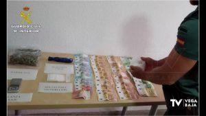 La Guardia Civil desactiva cinco puntos de venta de droga al menudeo en Torrevieja