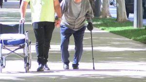 Barceló anuncia posible suspensión de visitas en residencias de mayores