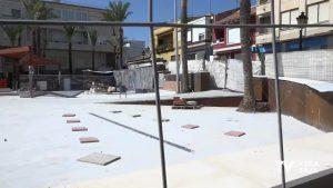 La Plaza de la Libertad de San Miguel de Salinas lleva un año de obras