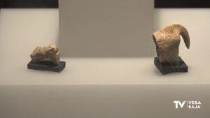 Callosa inaugura la exposición temporal de toros argáricos en el Museo Arqueológico