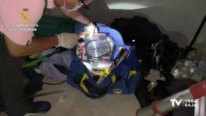 La Guardia Civil desarticula un grupo de butroneros asentado en la zona sur de Alicante