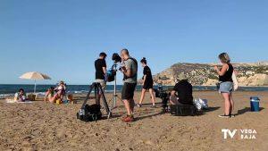 La playa de La Mata en Torrevieja o Cala capitán en Orihuela, protagonistas en un Spot promocional