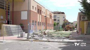 Comienza la construcción del nuevo comedor escolar del CEIP «La Paz» de Bigastro