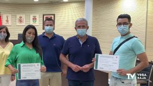 Entregados 50.000 euros a 33 emprendedores de Pilar de la Horadada