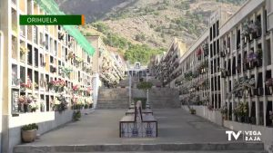 La Generalitat estima localizar 17 víctimas del franquismo en fosas del Cementerio de Orihuela
