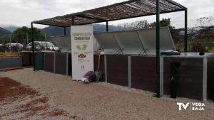 La Diputación construye centros de compostaje en Cox y Benijófar