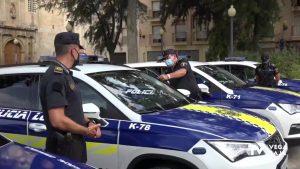 La Policía Local de Orihuela renueva su parque móvil