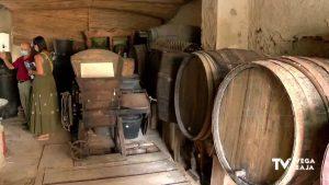 El famoso vino de La Mata preparado para probar en Navidad
