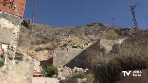 Retiran 25 toneladas de basura, enseres y maleza en barrancos de Orihuela ante una posible gota fría