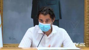 Eduardo Dolón considera «inadmisible» que el comisionado del hospital mantenga su cargo