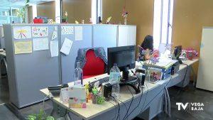 Los trabajadores municipales de Orihuela combinarán trabajo presencial y teletrabajo